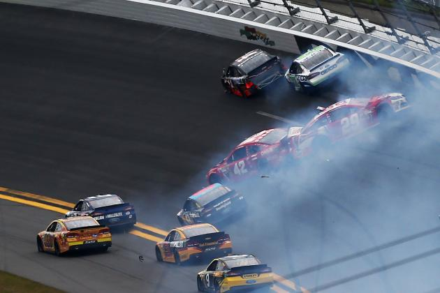 5 Most Disappointing Performances at 2013 Daytona 500