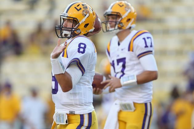LSU Spring Game 2013: Date, Time, Practice Schedule and TV Info