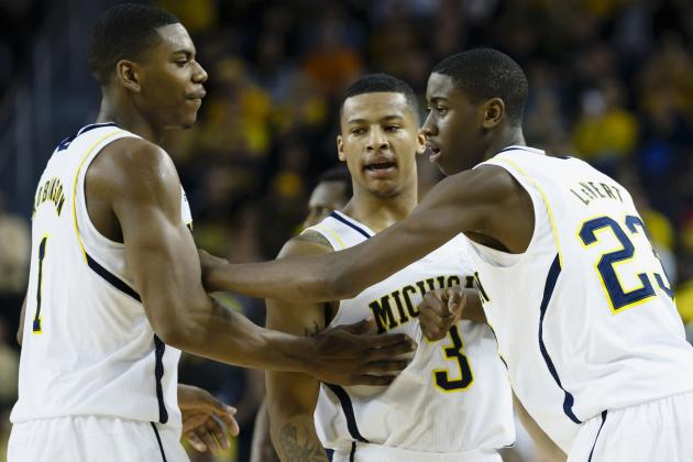 Michigan Basketball: Wolverines' Blueprint to Winning the B1G Title Race