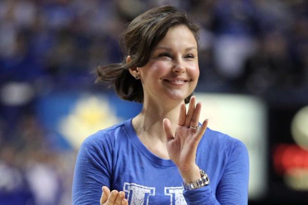 NCAA Basketball Tournament 2013: Top 25 Celebrity March Madness Fanatics