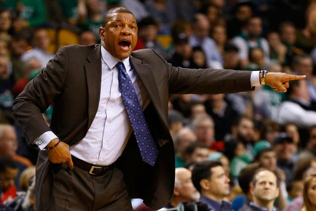 Boston Celtics Coach Doc Rivers' Worst Moves of the Season