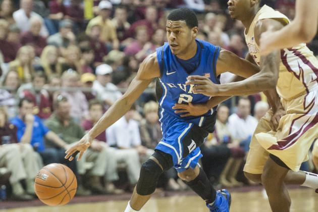 Duke Basketball: Comparing Each 2013 Player to a Past Blue Devil