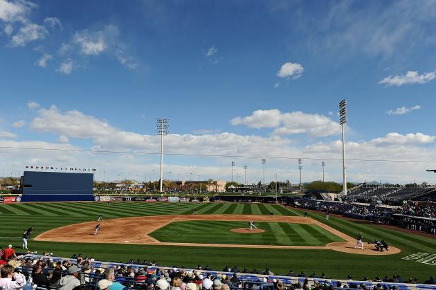 Full Scouting Report for Top Seattle Mariners Prospects at Spring Training