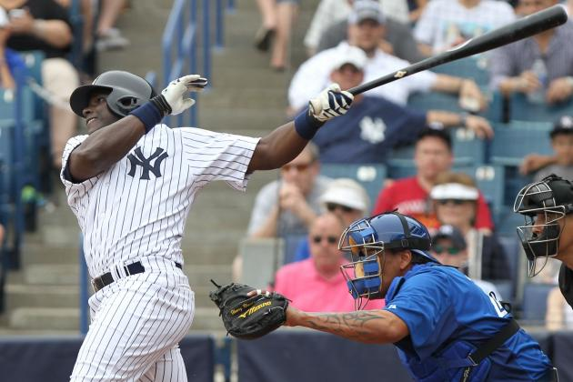 New York Yankees Prospects to Watch as Spring Training Starts in Earnest