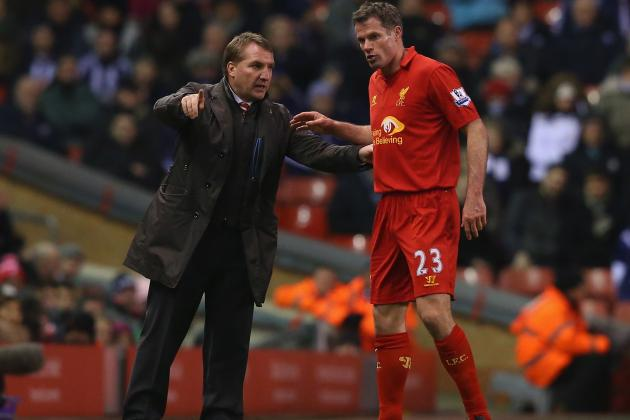 Why Jamie Carragher Should Go into Management When He Retires at Liverpool