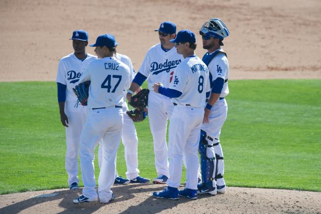 5 Storylines to Watch as LA Dodgers Spring Training Unfold