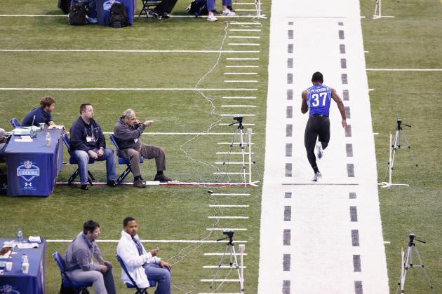 The Latest Buzz from the NFL Scouting Combine