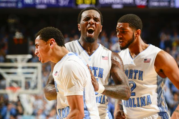 North Carolina Basketball: Tar Heels' Blueprint to Climbing the ACC Standings