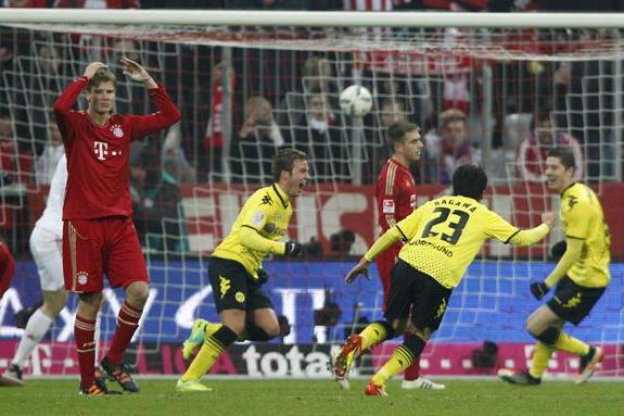 FC Bayern out to Avenge Recent Dominance of Borussia Dortmund
