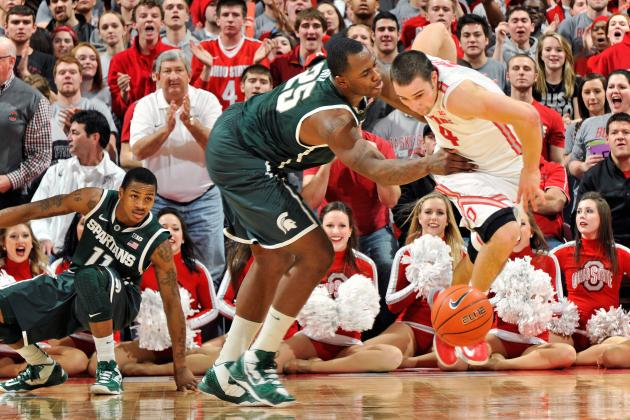 Ohio State Basketball: 10 Lessons Learned in Win over Michigan State