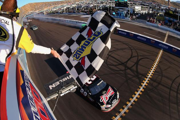 NASCAR: The Best Sprint Cup Drivers to Race at Phoenix