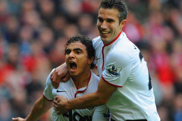 Ranking Man United's Most Valuable Players in Their Treble Campaign