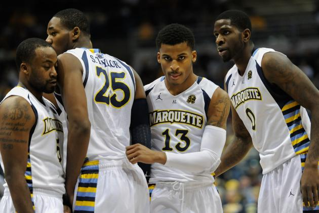 College Basketball Picks: Syracuse Orange vs. Marquette Golden Eagles