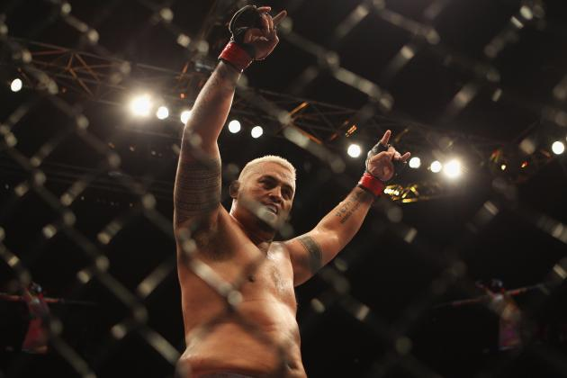 UFC on Fuel 8 Preview: Mark Hunt vs. Stefan Struve Head-to-Toe Breakdown