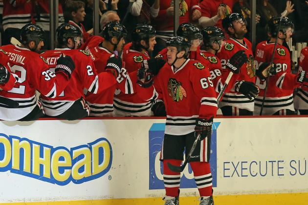 5 Reasons the Chicago Blackhawks Are the Stanley Cup Favorites