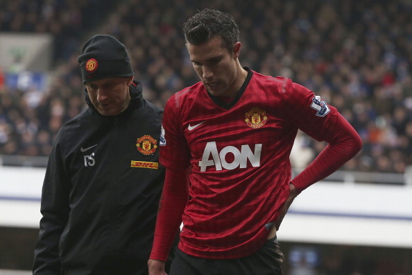 The Premier League's 10 Strangest Injuries