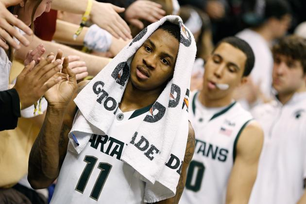 Michigan State Basketball: 10 Lessons Learned in Loss to Ohio State