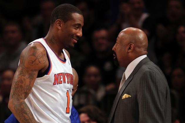 NY Knicks Coach Mike Woodson's 5 Smartest Moves of the Season