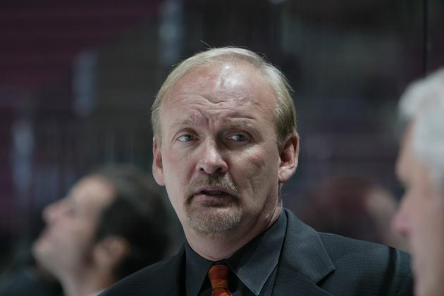 A Look Back at Lindy Ruff's Career with the Buffalo Sabres