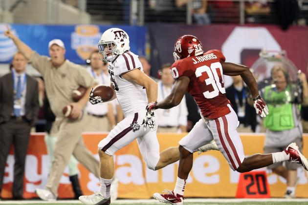 Texas A&M Football: Complete NFL Combine Results for Former Aggies