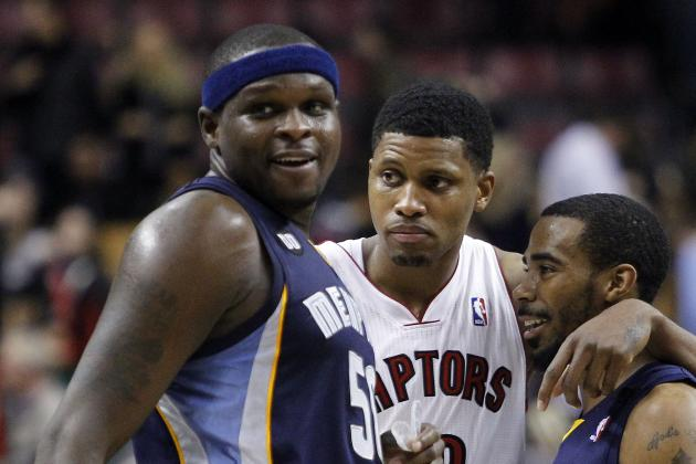 5 Reasons Why the Memphis Grizzlies Don't Miss Rudy Gay