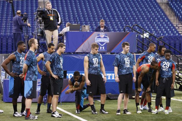 Florida Football: Complete NFL Combine Results for Former Gators
