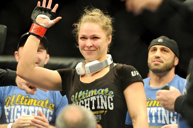 Ranking Each UFC Weight Class After UFC 157: Rousey vs. Carmouche