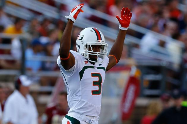 Miami Football: 5 Most Important Spring Practice Position Battles