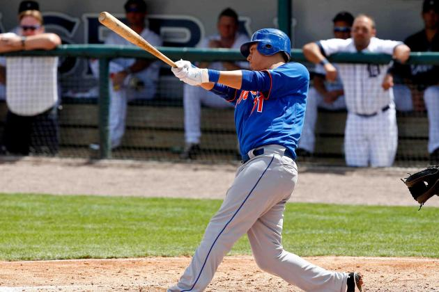 New York Mets Prospects Destined to Have a Great Spring