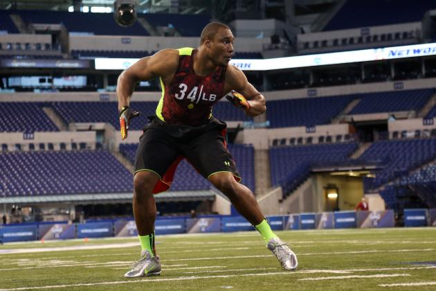 5 Players the New York Giants Should Love After the 2013 Scouting Combine