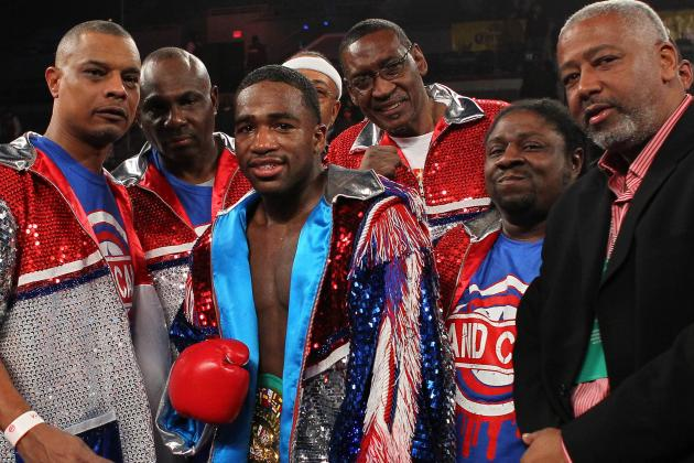 Adrien Broner: Will 'The Problem' Ever Beat a Top 5 Pound-for-Pound Fighter?