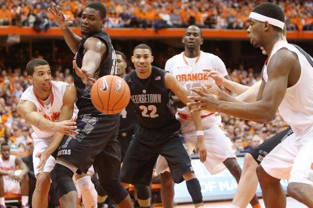 Syracuse Basketball: 5-Step Plan to Peaking Before the NCAA Tournament