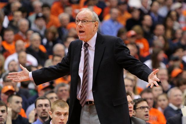 Ranking Jim Boeheim's Biggest Concerns as Syracuse Freefall Continues