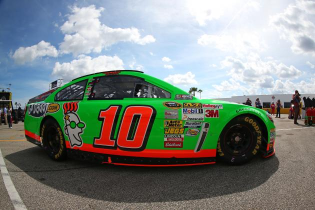 Report Card for Danica Patrick's 2013 Daytona 500