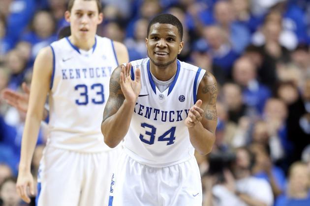SEC Basketball: Ranking the 5 Best Glue Guys