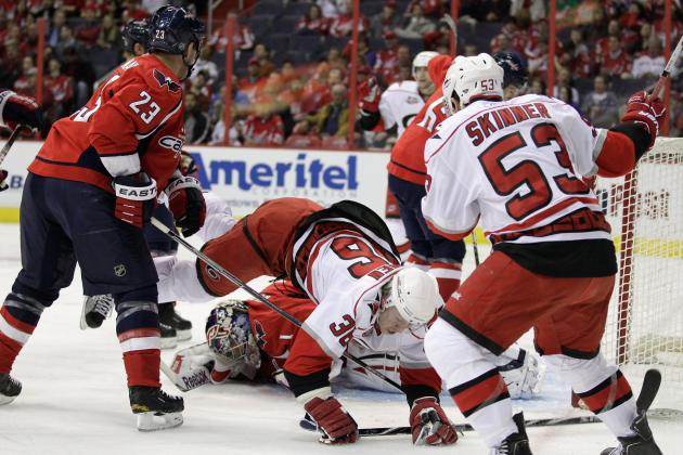 Hurricanes vs. Capitals: What's the Difference from Last Season?