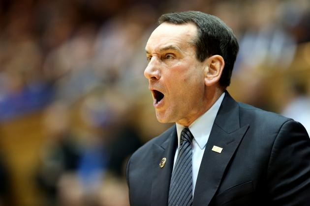Duke Basketball: 5 Reasons to Doubt the Blue Devils as a Final Four Contender