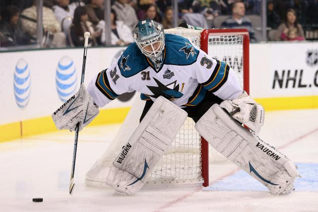 Top 5 San Jose Sharks with Something to Prove in 2013