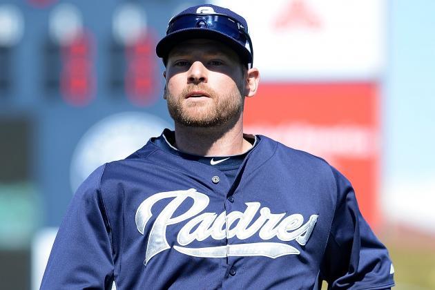 Fantasy Baseball 2013: San Diego Padres Fantasy Standouts