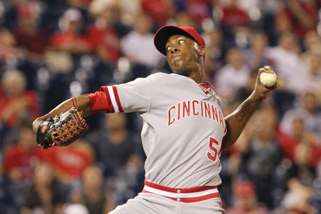 8 Predictions for Aroldis Chapman in the Cincinnati Reds Starting Rotation