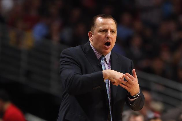 Chicago Bulls Coach Tom Thibodeau's Smartest Moves of the Season