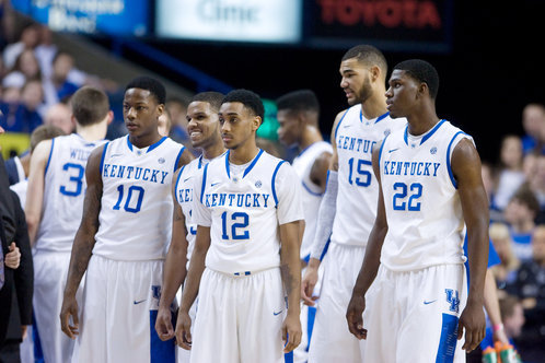 Reasons Kentucky Will Be Dancing in March