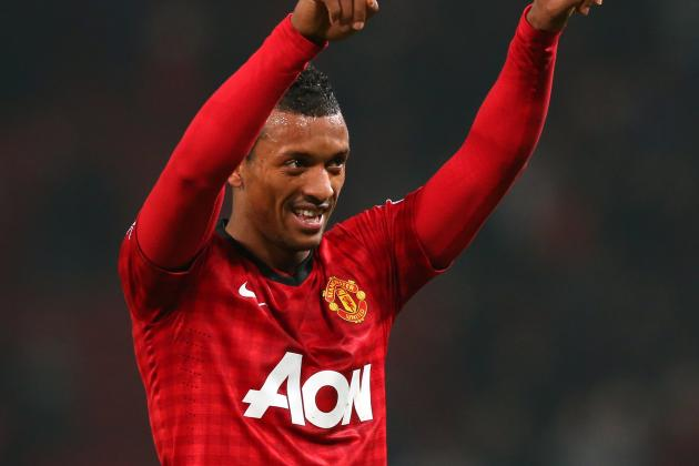 Nani: 5 Biggest Reasons Manchester United Should Resist Selling Him