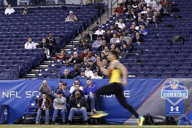 Reviewing the Chargers' 3 Biggest Scouting Combine Takeaways