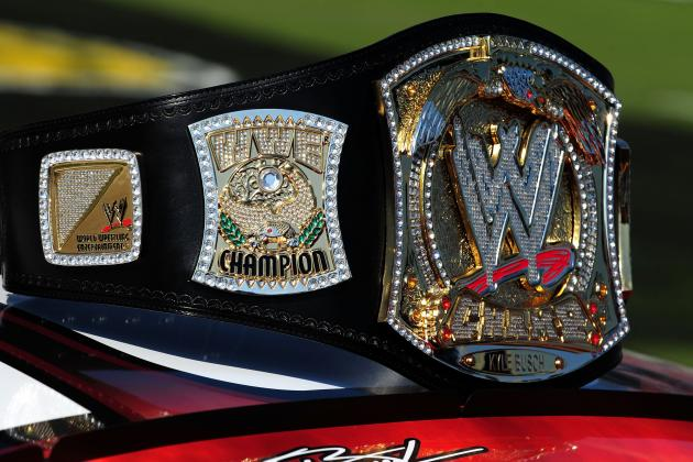 Ranking the Best Modifications to the WWE Championship Belt