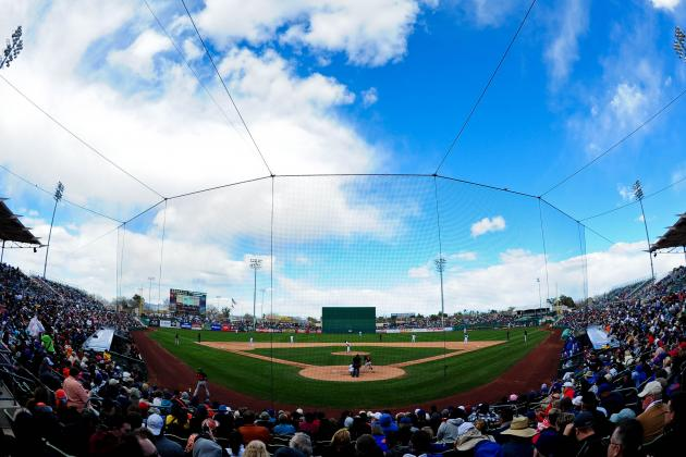 Chicago Cubs: Scouting Reports for the Cubs' Top 10 Prospects at Spring Training