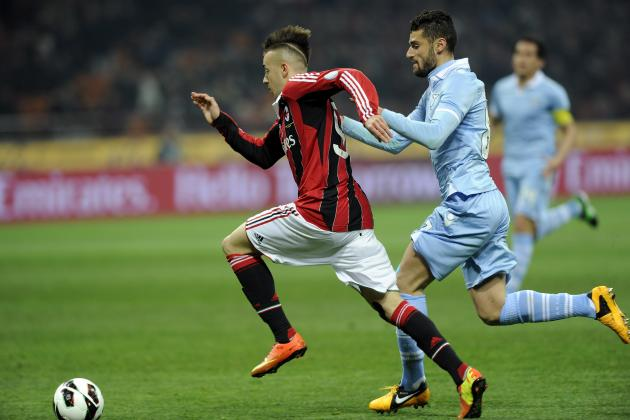AC Milan Win 3-0 vs Lazio: 6 Things We Learned