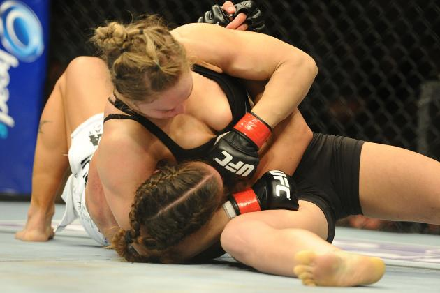 Rousey vs. Carmouche and the 5 Most Historical Fights in UFC History