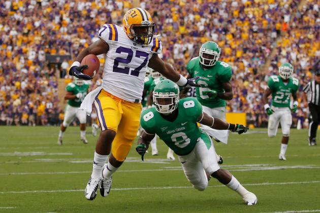 LSU Football: 5 Players with Most to Gain in Spring Practices