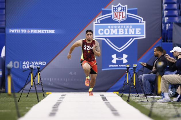 What Are the Experts Saying About Manti Te'o's Combine Performance?
